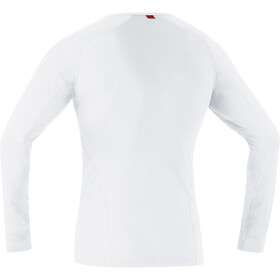 GORE RUNNING WEAR Essential Base Layer - Sous-vêtement Homme - blanc